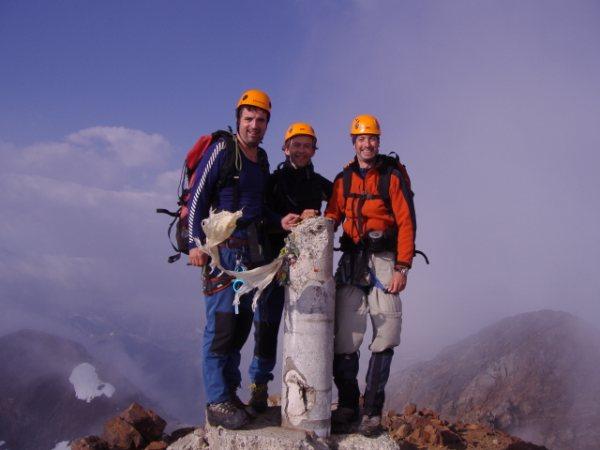 16 - Pic Longue o Gran Vignemale - 3.298mts